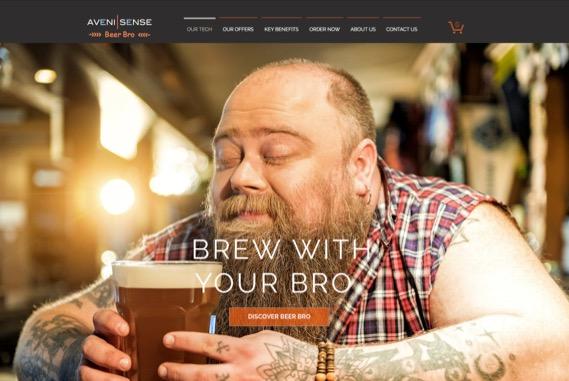 Beer Bro AVENISENSE sensor